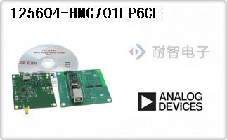 ADI公司的评估和演示板和套件-125604-HMC701LP6CE