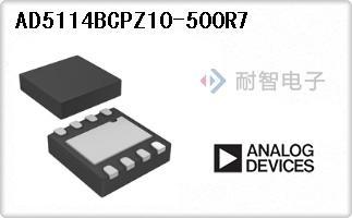 AD5114BCPZ10-500R7