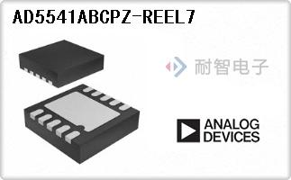 AD5541ABCPZ-REEL7