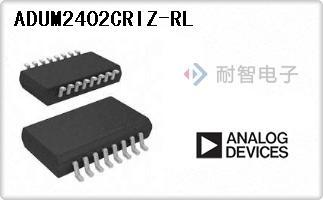 ADUM2402CRIZ-RL