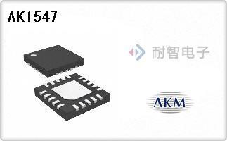 AKM公司的时钟发生器,PLL,频率合成器-AK1547