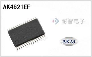 AKM公司的编解码器芯片-AK4621EF