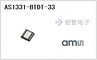AMS公司的DC-DC开关稳压器芯片-AS1331-BTDT-33