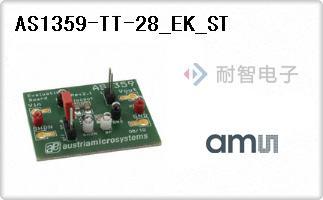 AMS公司的评估板 - 线性稳压器(LDO)-AS1359-TT-28_EK_ST