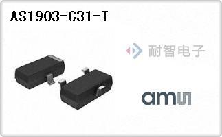 AMS公司的监控器芯片-AS1903-C31-T
