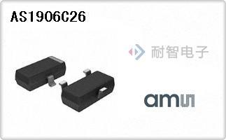 AMS公司的监控器芯片-AS1906C26
