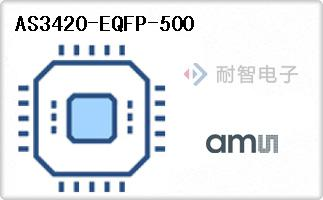 AS3420-EQFP-500