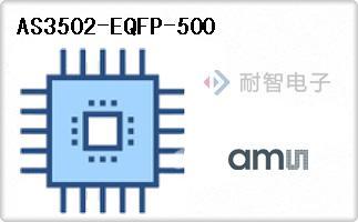 AS3502-EQFP-500