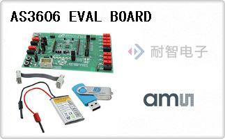 AS3606 EVAL BOARD