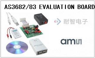 AS3682/83 EVALUATION BOARD SFL
