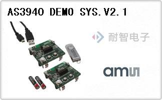 AS3940 DEMO SYS.V2.1