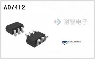 AOS公司的FET - 单-AO7412