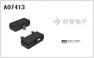 AOS公司的FET - 单-AO7413