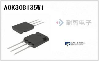 AOS公司的IGBT - 单路-AOK30B135W1