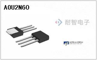 AOS公司的FET - 单-AOU2N60