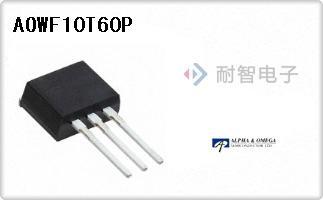 AOS公司的FET - 单-AOWF10T60P