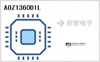 AOS公司的配电开关,负载驱动器-AOZ1360DIL