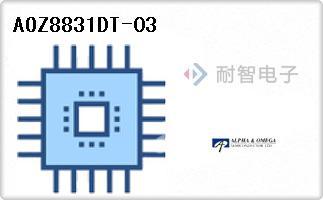 AOS公司的TVS - 二极管-AOZ8831DT-03
