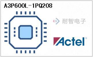 A3P600L-1PQ208