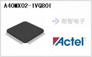A40MX02-1VQ80I