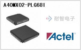 A40MX02-PLG68I