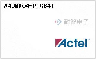 A40MX04-PLG84I