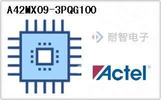 A42MX09-3PQG100