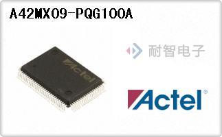 A42MX09-PQG100A
