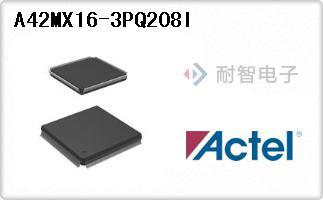 A42MX16-3PQ208I