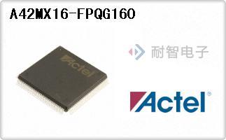 A42MX16-FPQG160