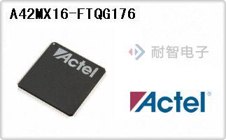 A42MX16-FTQG176