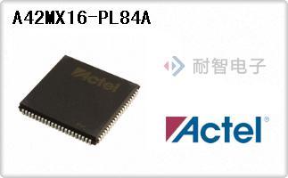 A42MX16-PL84A
