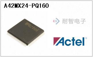 A42MX24-PQ160