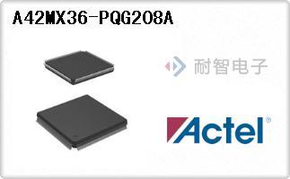 A42MX36-PQG208A