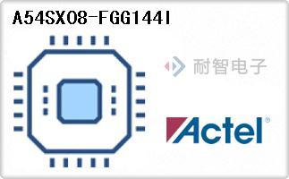 A54SX08-FGG144I