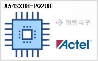 A54SX08-PQ208