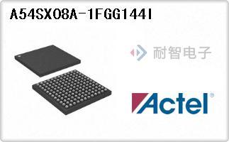 A54SX08A-1FGG144I