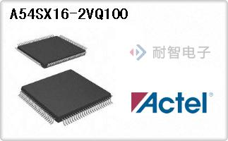 A54SX16-2VQ100