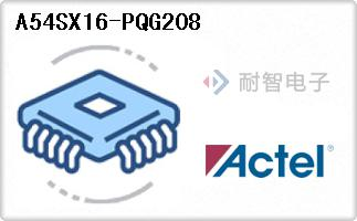 A54SX16-PQG208