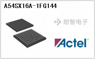 A54SX16A-1FG144