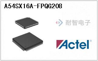 A54SX16A-FPQG208