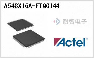 A54SX16A-FTQG144