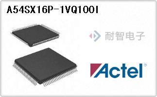A54SX16P-1VQ100I