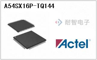 A54SX16P-TQ144