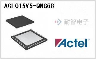 Actel公司的FPGA现场可编程门阵列-AGL015V5-QNG68