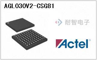 AGL030V2-CSG81