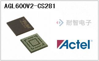 AGL600V2-CS281