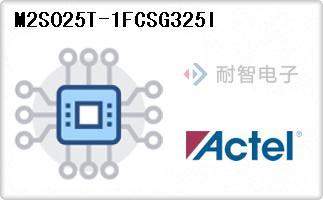 M2S025T-1FCSG325I