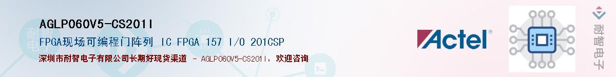 AGLP060V5-CS201I供应商-耐智电子