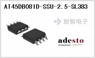 AT45DB081D-SSU-2.5-SL383